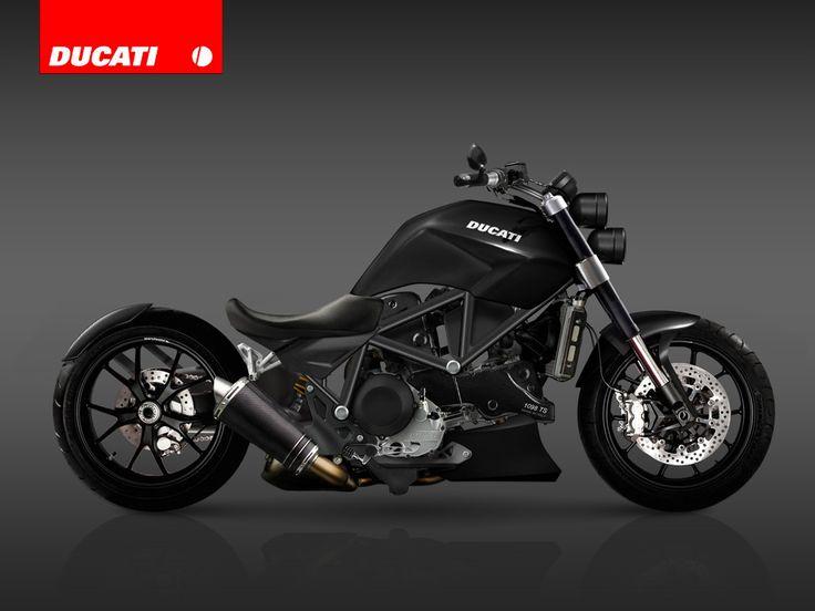 Ducati Monster  Modifications
