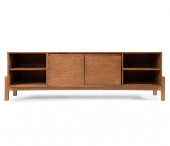 Mueble de TV Zen - Café - Muebles de TV - Almacenar - Muebles