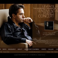 Visit leventeegry on SoundCloud and get your free download of The Silent Night and Ave Maria ( his solo piano version) More info about Levy: www.leventeegry.com ENJOY!