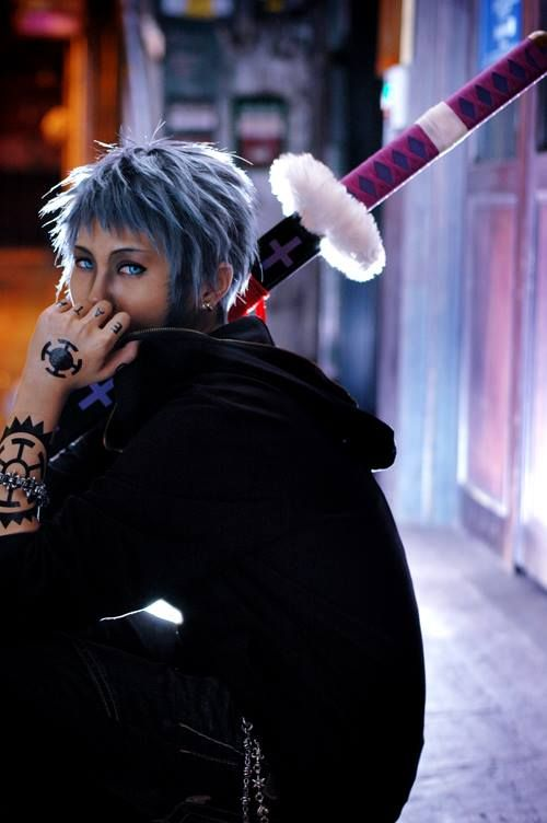 Cosplay Trafalgar Law | Trafalgar Law :3 | Pinterest ...