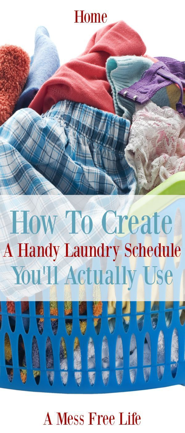 Are you a busy working mom trying to manage piles and piles of laundry? In this life changing post, you'll learn the secrets to setting up a laundry schedule that WILL work for your family! |Free printables | Ideas | Kids