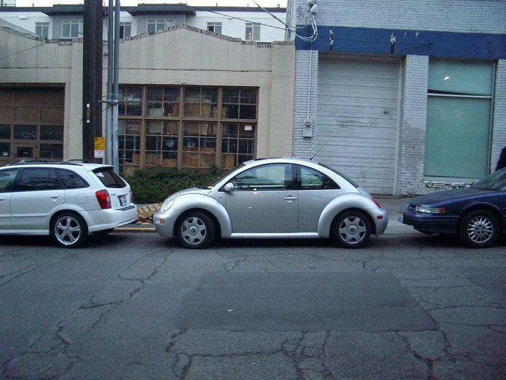 How to Parallel Park - Parallel Parking is Easier Than You Think