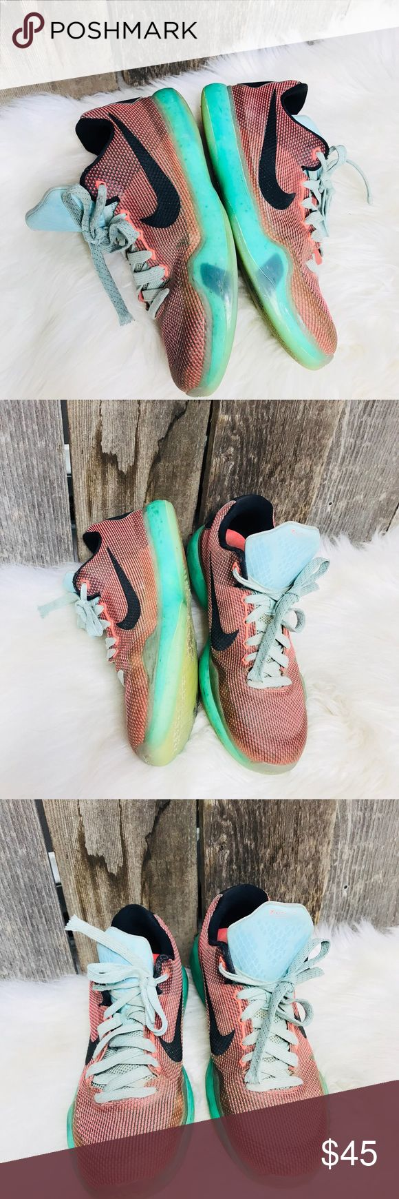 Nike KOBE Easter Basketball Sneakers Size 6.5 youth  Good condition, some signs of wear Nike Shoes Sneakers