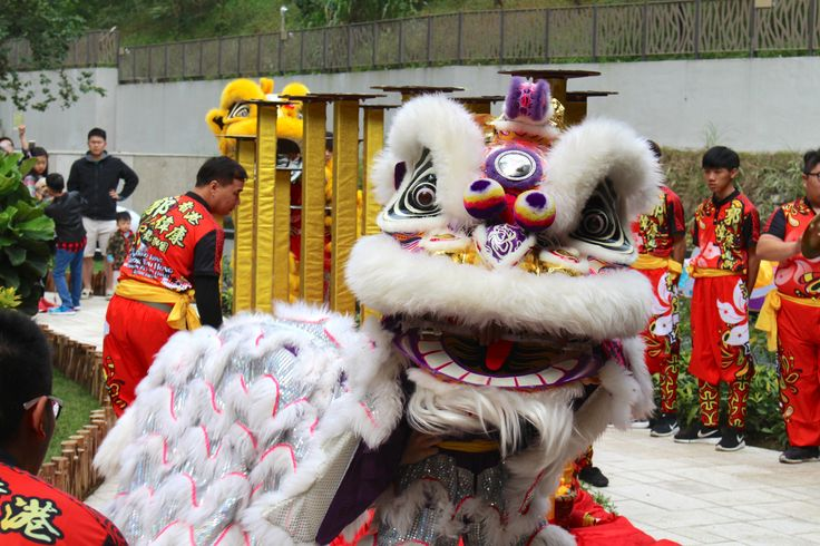 Chinese New Year Hong Kong