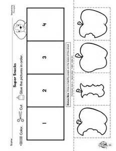 Parts of An Apple Preschool Craft - - Yahoo Image Search Results