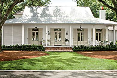 A couple looks to the past to build their Alabama dream house.