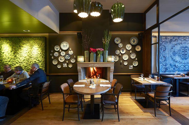 Beautiful Restaurant Goirle Eetkamer Gallery - New Home Design ...