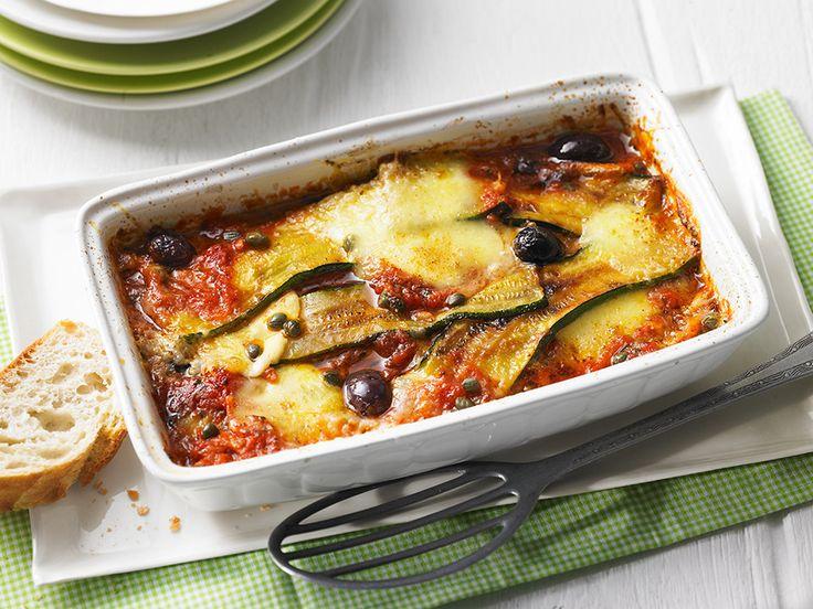 Zucchini Parmigiana (Rezept mit Bild) von ManuGro   Chefkoch.de