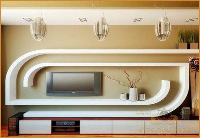 احدث مكتبات التلفزيون 2021 Modern Decor Home Appliances Modern Design