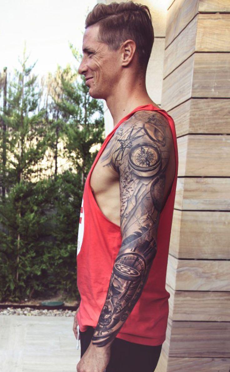 fernando torres tattoo - 736×1189