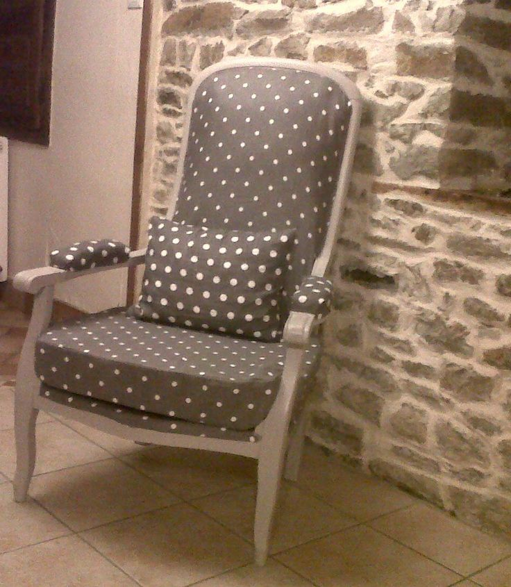 Comment restaurer un fauteuil voltaire top comment - Restaurer un fauteuil ...