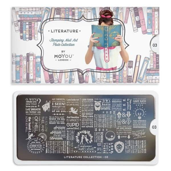 Literature 03 | MoYou London