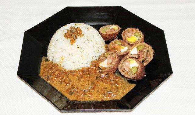 The Food: Beef Rouladen (Hovězí Ptáčky)