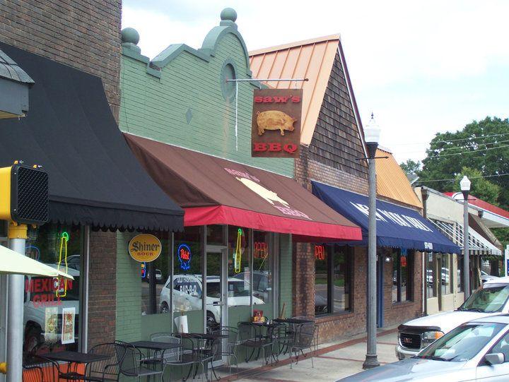 Downtown Homewood Al Restaurants