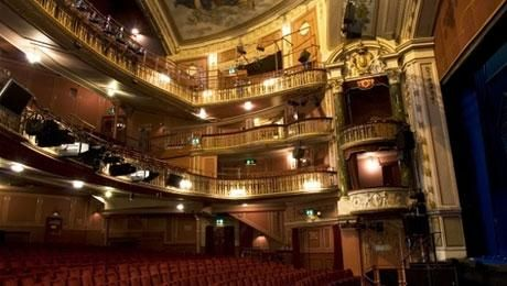 New Wimbledon Theatre, London  http://www.atgtickets.com/venues/new-wimbledon-theatre/