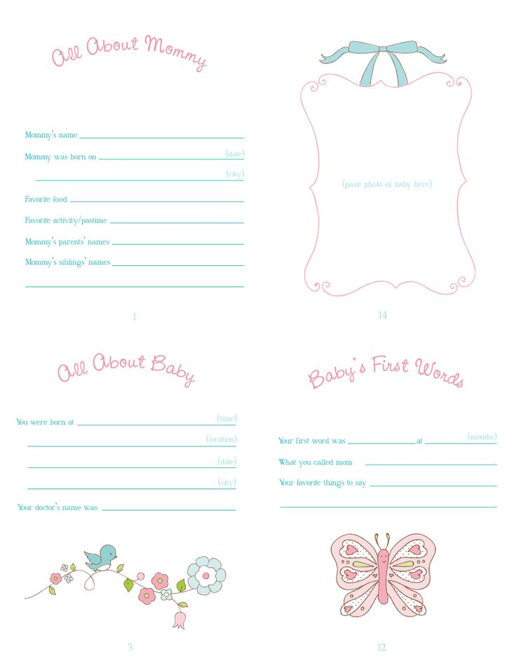 Search results for baby templates for free calendar 2015 for Free printable baby book templates