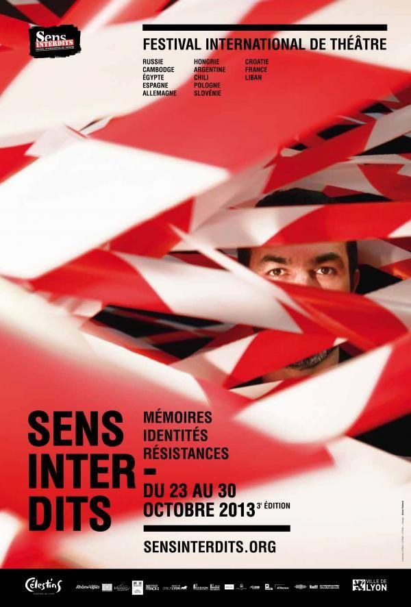 Sens Interdits Festival l memory - identity - resistance l 'theatre of urgency' l www.en.sensinterdits.org