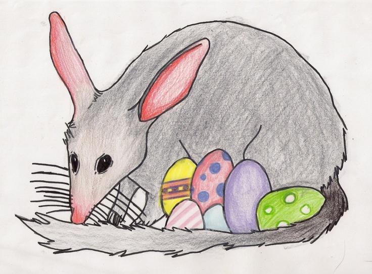 playfulljoy: Australian Easter Bilby