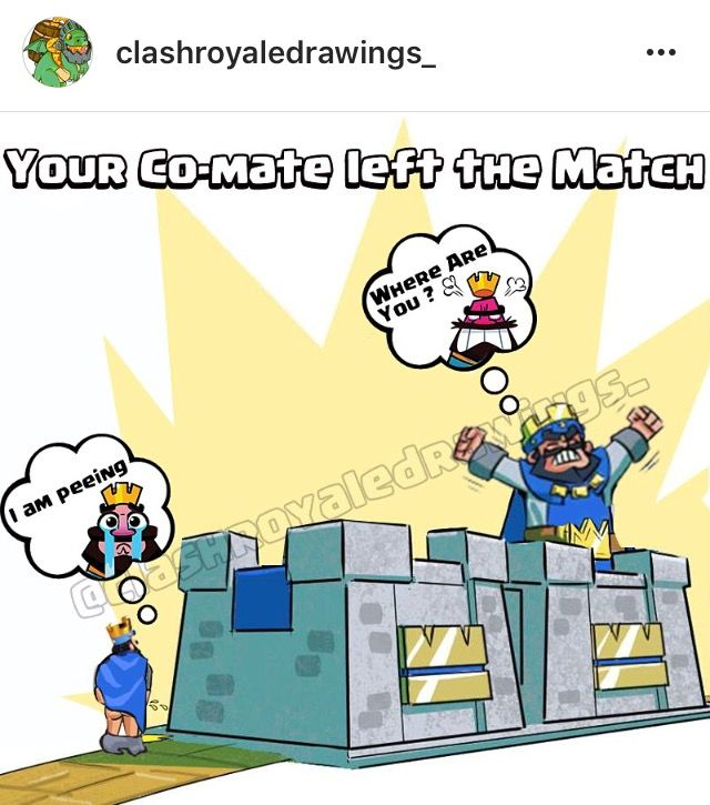 how to draw clash royale character