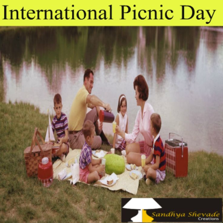 Wish you all folks here Happy International picnic Day 18 june 2016.www.sandhyashevadecreations.com