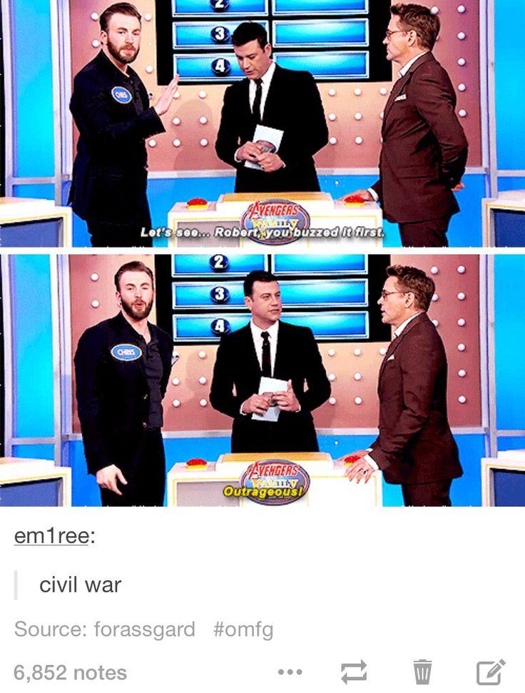 Civil War has begun