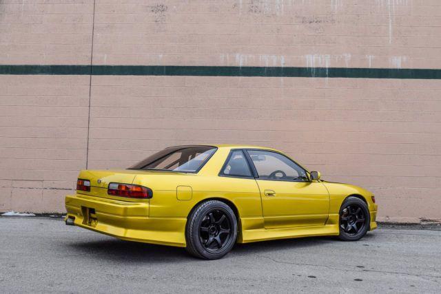 Nissan Silvia S13 180SX RHD JDM GTR SKYLINE for sale: photos ...