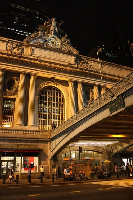 NYC. Manhattan. Grand Central Terminal.  Rent-Direct.com - No Fee Rental Apartments in NY.