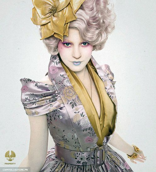 Whimsy and Juno: Makeup Monday: The Look of The Hunger Games
