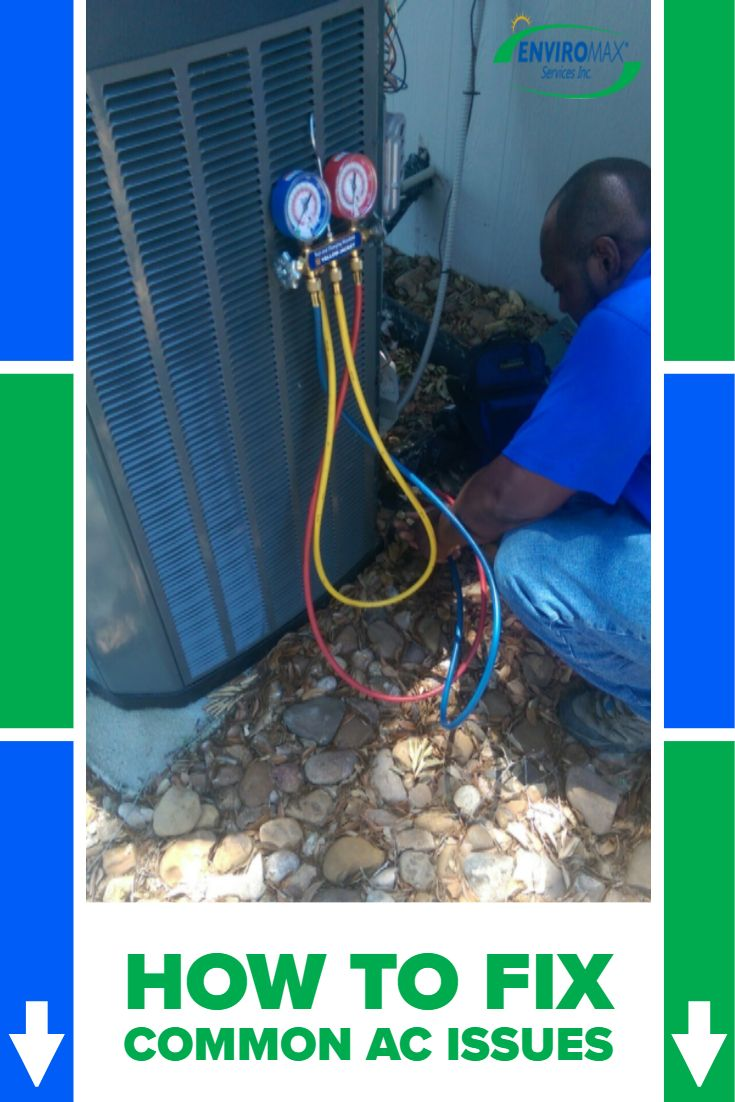 Don T Let Ac Problems Ruin Your Month How To Fix Common Ac Issues