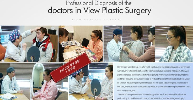 Check ups in View Preparing for surgery (breast reduction and lifting) with our head surgeon Choi Soon Woo!