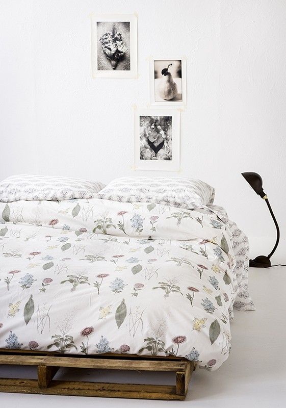 Duvet Cover in Botanic - New Arrivals