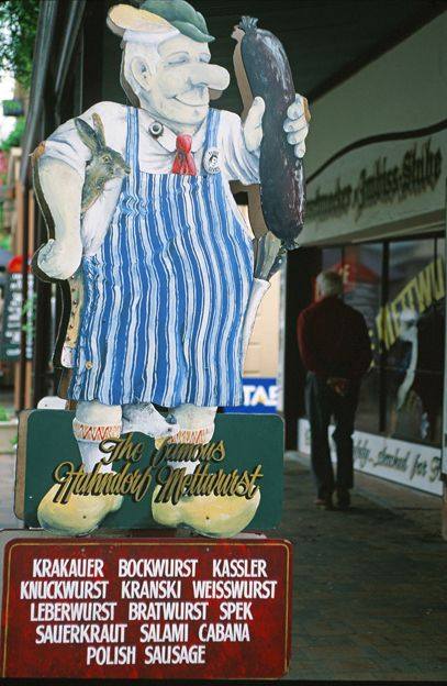 Hahndorf: Good old Germany in den Adelaide Hills   WALKABOUT