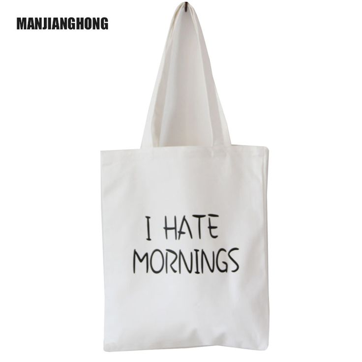 High Quality Canvas Tote Bag Wholesale Shopping Bag