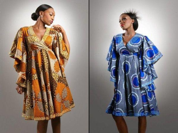 career and life: Kitenge style