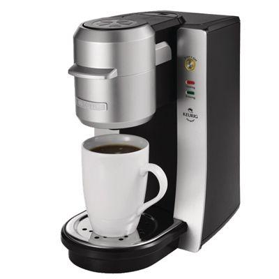 This Keurig Mr. Coffee Single Serve Coffee Maker would help me wake up every morning #SetMeUpBBY
