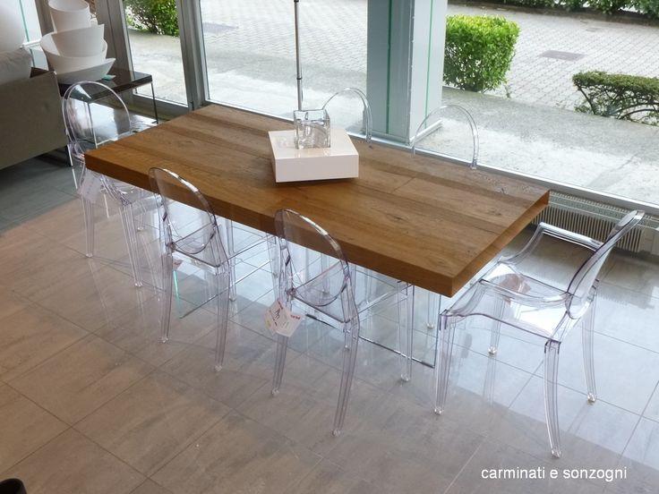 tavolo Air wildwood lago e piano in legno Air wildwood. in vendita presso la nostra azienda CARMINATI e SONZOGNI in provincia di Bergamo