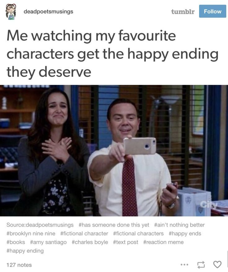 33 Tumblr Posts For Anyone Who Loves Fictional Characters More