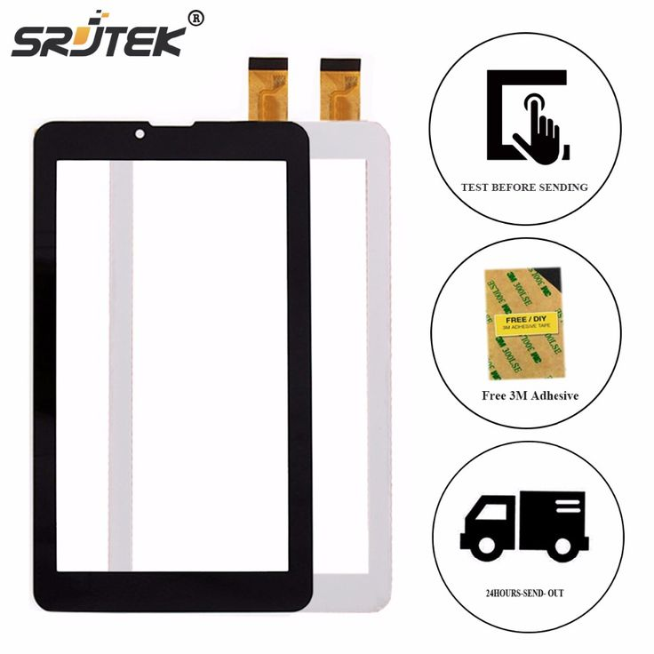 "New 7/"" inch YLD-CEG7253-FPC-A0 Touchscreen Panel Digitizer for tablet"