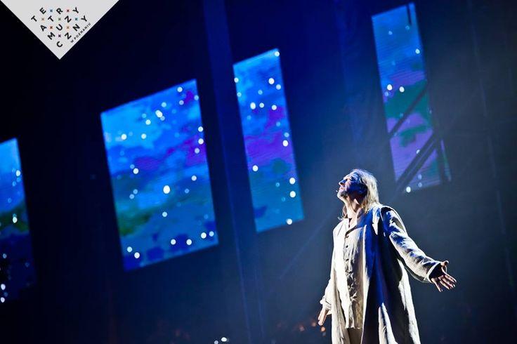 Spektakl Jesus Christ Superstar na Inea Stadionie #Rocznica1050 [fot. Teatr Muzyczny w Poznaniu]