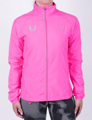 Nike USATF Women's Lightspeed Racer Jacket