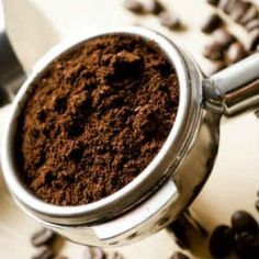 6 clevere Dinge, die du mit Kaffeesatz machen kannst