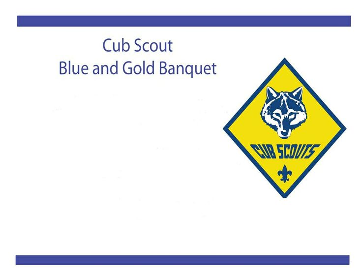 cub scout blue and gold program template - printable blue and gold flier invitation cub scouts