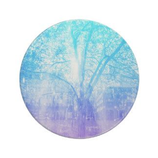Vernal Tree Sandstone Coaster