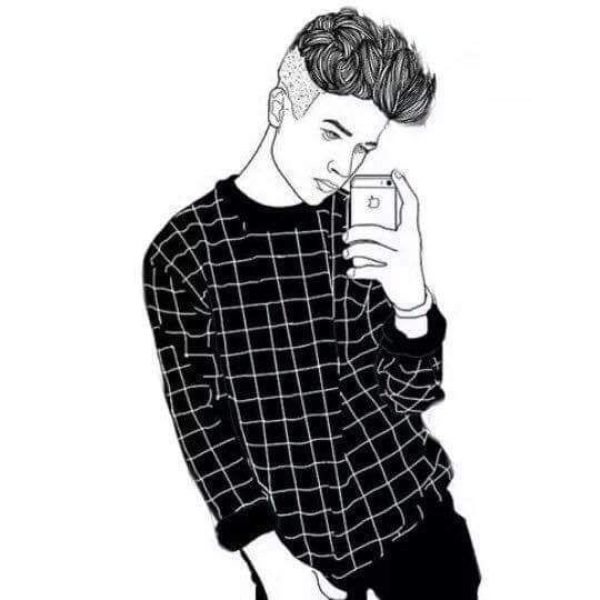 Картинки для распечатки черно белые крутые для мальчиков