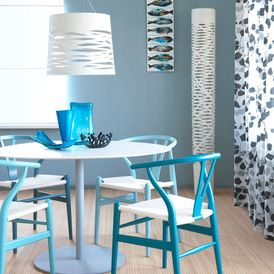 Modern Dining Room by HUISSTYLING