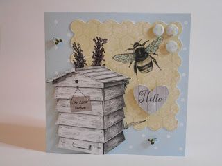 Craftwork Cards Blog: Potting Shed II - If Only My Shed Was Like That...