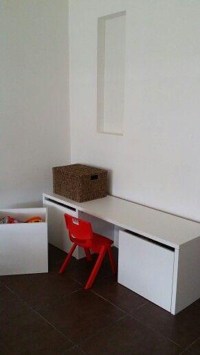 17 best images about m dulo organizador mesa - Mesas escritorio ninos ...