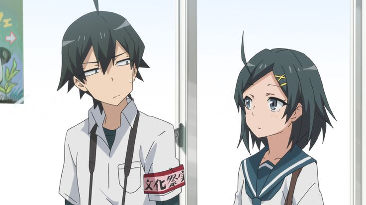 My Teen Romantic Comedy SNAFY - Épisode 12 : Et ainsi persista leur absurde jeunesse. - Anime à voir en streaming ou téléchargement sur : http://animedigitalnetwork.fr/video/oregairu.