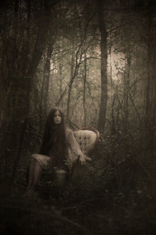 Elena and the Forest #Witchy