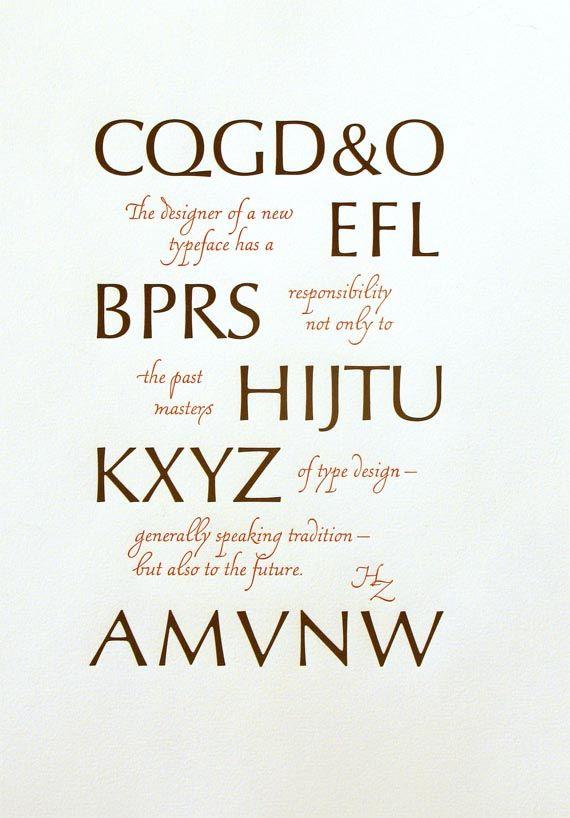 The Inspiring Life of Typography Icon Hermann Zapf